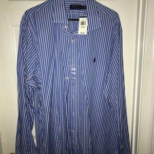 Brand new polo dress shirt